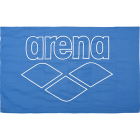 arena Pool Smart Handduk royal-white
